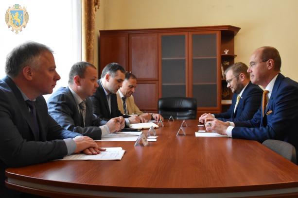 Львівщина поглиблює співпрацю із Нідерландами. Фото: прес-служба ЛОДА.