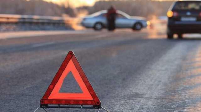 На Львівщині зіткнулись «Мерседес» та «Тойота»