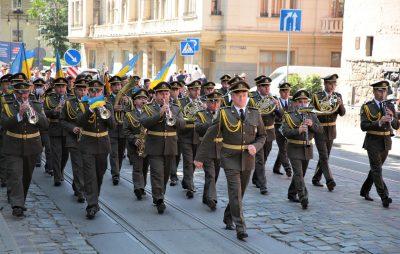 На Львівщині відзначили День Конституції України