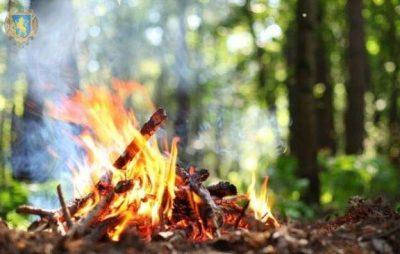 Мешканцям Львівщини нагадують про пожежну безпеку у лісах