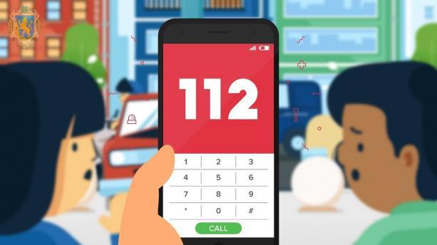 У травні Служба 112 опрацювала більше 13 тисяч звернень громадян