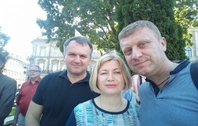 Самордак балотуватиметься до Верховної Ради України. Фото: Ігор Самордак.
