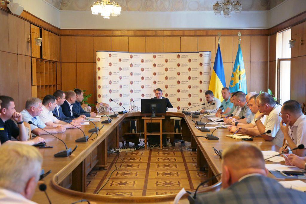 На Львівщині обговорили питання вугільної галузі