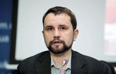 """Володимир В'ятрович йде до Ради у складі """"Європейської Солідарності"""""""