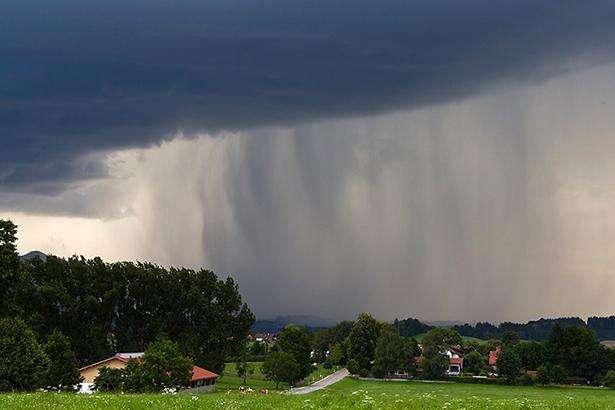 На українців знову чекають дощі. Фото: відкриті джерела.