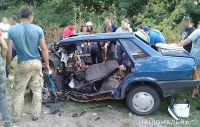 """Голова полтавського осередку """"Слуги народу"""" влаштував смертельну ДТП. Фото: відкриті джерела."""