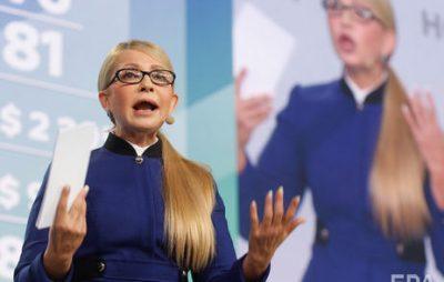 Тимошенко задекларувала 148 мільйонів гривень. Фото: відкриті джерела.