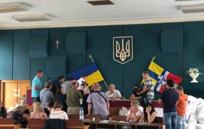 На Львівщині кандидат від Зеленського саботує вибори