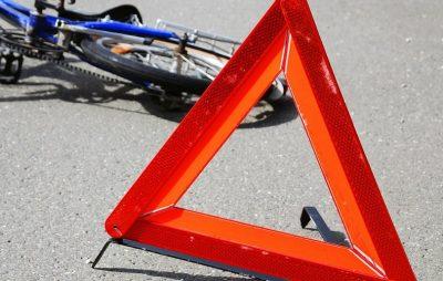 На Сколівщині автівка збила велосипедиста. Фото: відкриті джерела.