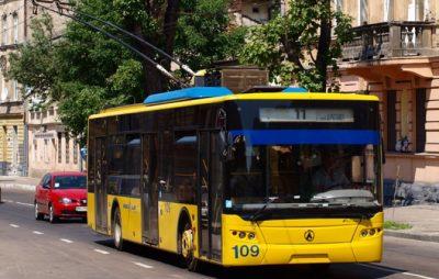 У Львові від завтра змінять кінцеву зупинку тролейбуса №22. Фото: відкриті джерела.