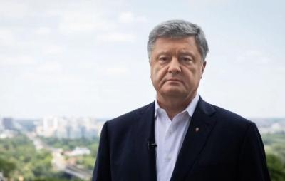 Петро Порошенко. Фото: Прямий.
