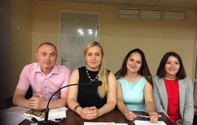 У Львові триває судове засідання щодо 117 виборчого округу. Фото: Оксана Юринець.