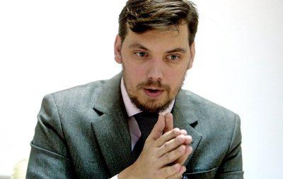 У нового прем'єра Гончарука 1,9 мільйона заробітку за рік і орендоване житло. Фото: відкриті джерела.