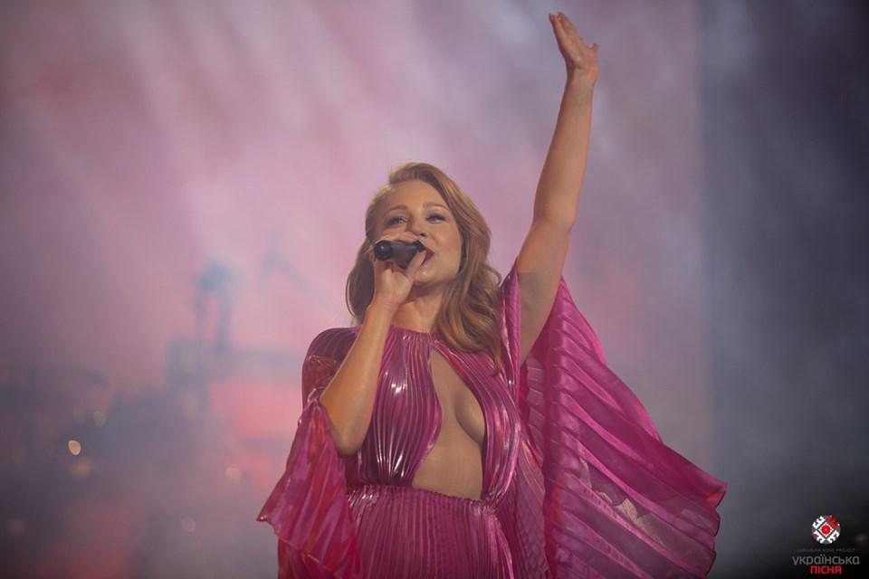 У Львові назвали переможця Національного проекту «Українська пісня». Фото: Руслан Литвин.