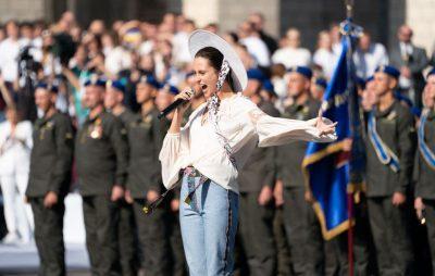 """""""Креативне шоу доречне у мирний час"""": як у соцмережах оцінили """"новий формат"""" Дня Незалежності. Фото: president.gov.ua"""