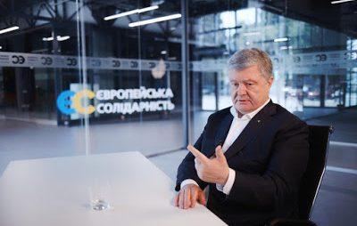 Порошенко зустрівся з головою Міжнародної спостережної місії Світового Конгресу Українців