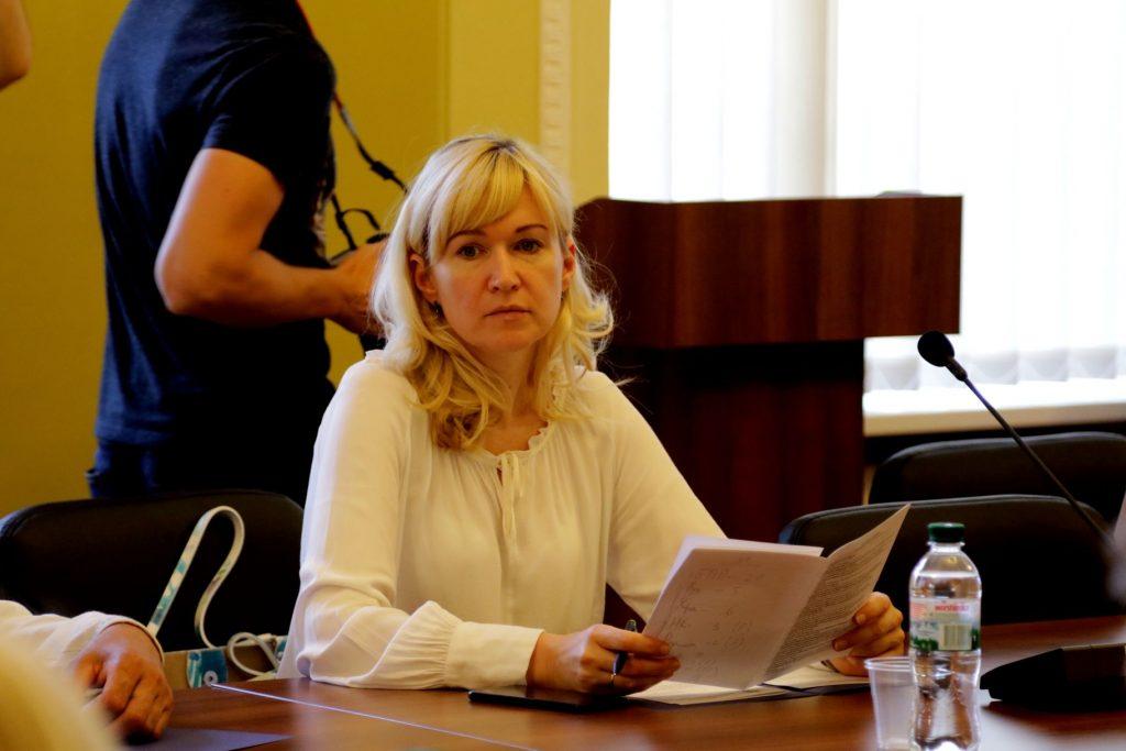 Інна Свистун. Фото Назарій Юськів, Четверта студія