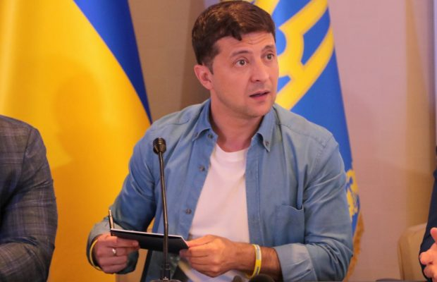 Володимир Зеленський. Фото: 4studio.