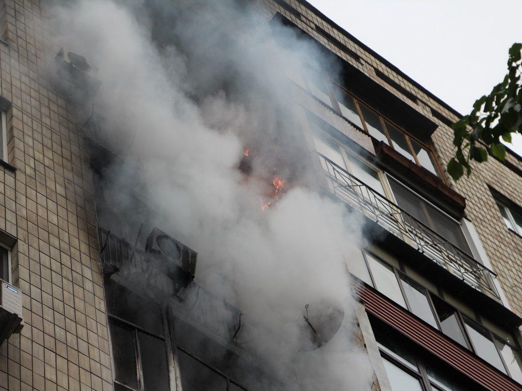 У Львові за добу двічі горіли квартири. Фото: відкриті джерела.