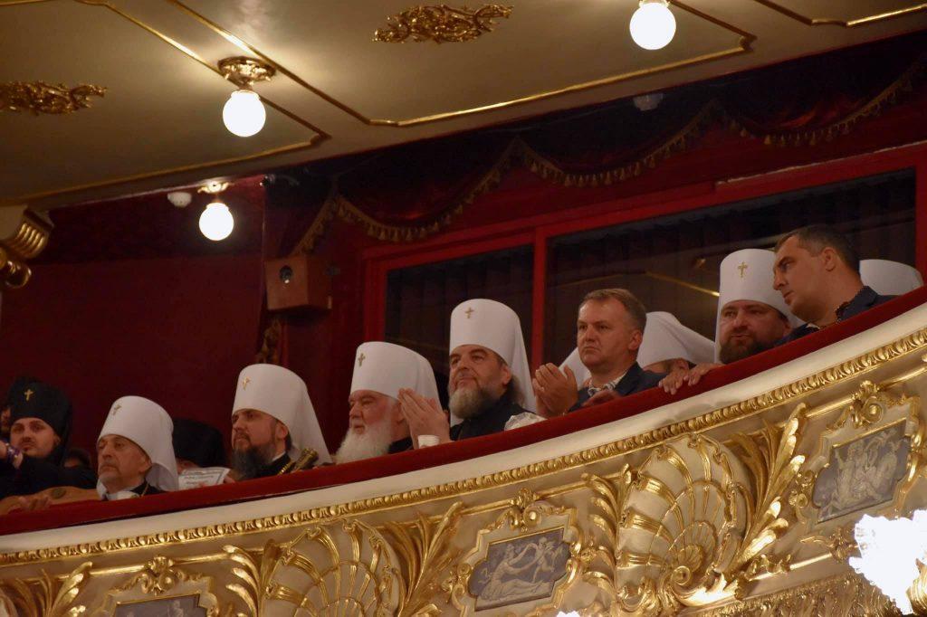 Синютка подякував Блаженнішому Епіфанію за зусилля задля міцної української Церкви