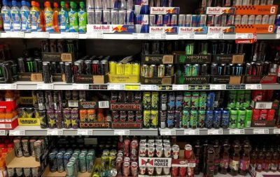 У Трускавці зі складу викрали 60 ящиків енергетичних напоїв