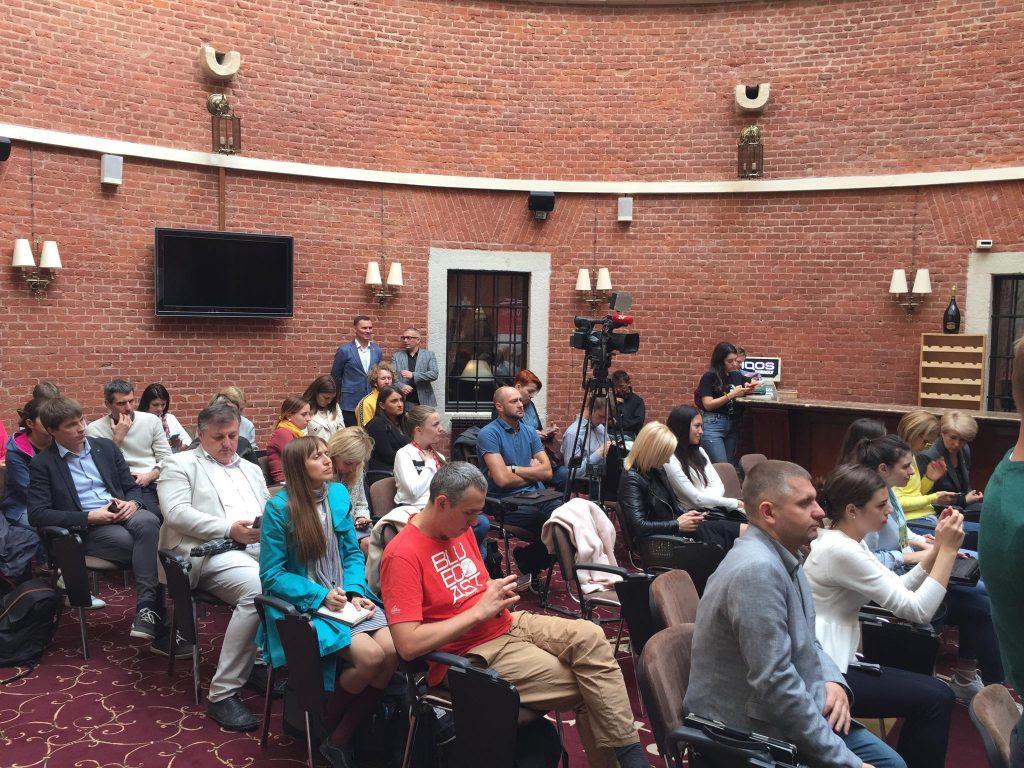 У Львові офіційно розпочався 26 Book Forum. Фото Юра КЕНЦАЛО, ЧЕТВЕРТА СТУДІЯ
