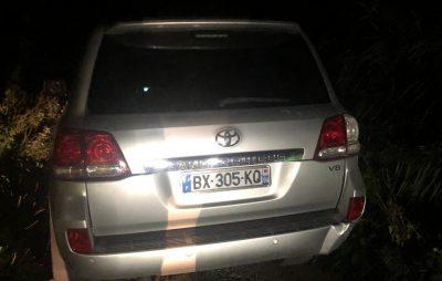 На Львівщині затримали мешканця Трускавця, який керував викраденим автомобілем