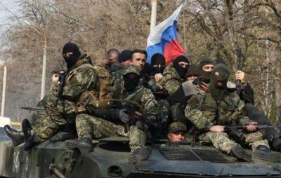 Кремль каже, що не може гарантувати відведення військ на Донбасі. Фото: відкриті джерела.