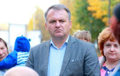 """Олег Синютка. Фото """"Четверта студія"""""""