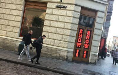 Депутат Львівської міськради, урбаніст та улюбленець Садового Олег Шмід підтримав роботу такого закладу у центрі міста