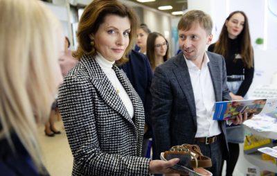 Фінансування фонду Марини Порошенко збільшено вдвічі