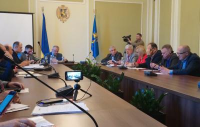 Медична комісія заслухала звіт про виконання «Комплексної програми підтримки галузі охорони здоров'я Львівської області»