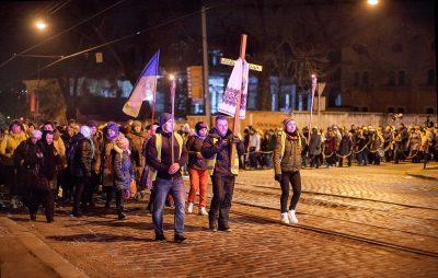 Львів'ян запрошують на пішу нічну прощу