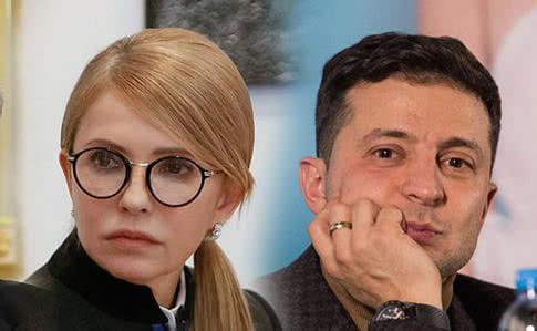 Експерт розповів про співпрацю Зеленського з Тимошенко. Фото: відкриті джерела.