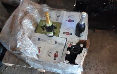 Житель Буковини не довіз додому понад 300 пляшок вина і «мішок» шоколаду