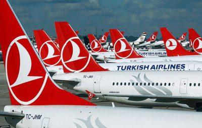 Turkish Airlines тимчасово скасувала всі рейси в Одесу