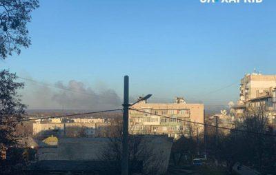 На арсеналі у Балаклії на Харківщині прогриміли вибухи