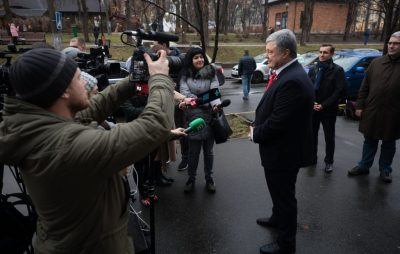 """Петро Порошенко. Фото: """"Європейська Солідарність""""."""
