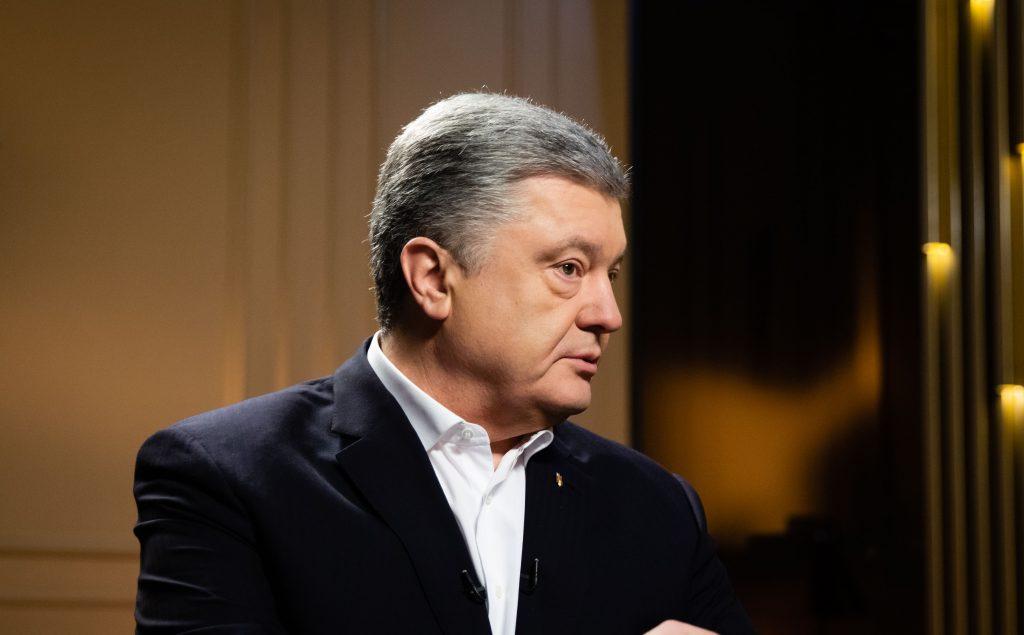 Петро Порошенко. Фото: Європейська Солідарність.