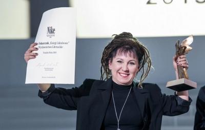 До Львова на Форум видавців приїде лауреатка Нобелівської премії Ольга Токарчук