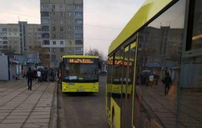 У Львові скасували автобусний маршрут №4а через збитковість. Фото: Павло Сирватка.