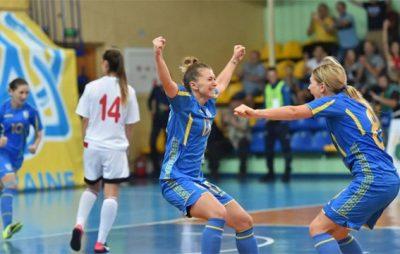 """Українські футзалістки вибороли срібло на турнірі """"Lviv Freedom Cup"""""""