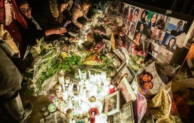 У Канаді вшанували пам'ять загиблих в авіакатастрофі літака МАУ в Ірані. Фото: EPA-EFE/WARREN TODA.