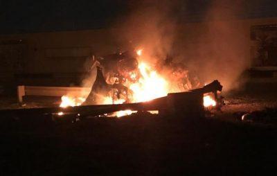 По аеропорту Багдада завдали ракетних ударів. Ілюстративне фото (twitter.com/thestevennabil)