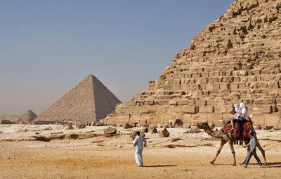 Українські туристи повинні самостійно повернутися додому з Єгипту