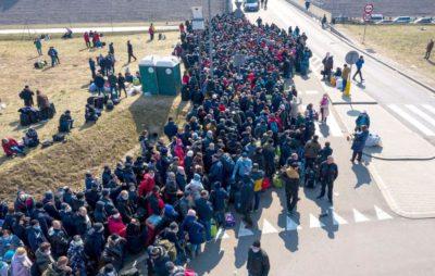 За добу в Україну повернулось сім тисяч українців