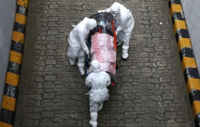 У Чернівцях ушпиталили трьох людей з підозрою на коронавірус