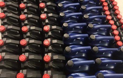 Працівники Галицької митниці вилучили товар вартістю близько 170 тис. грн. Фото: Галицька Митниця.
