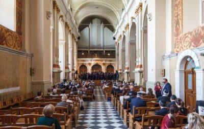 У Львові через коронавірус Органний зал закрили на карантин. Фото: відкриті джерела.