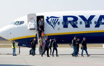 Ryanair. Фото: Василь Садовий, Юрій Танчин.